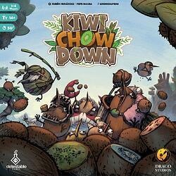 Kiwi Chow Down - par Detestable Games