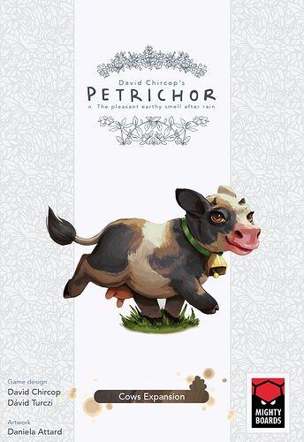 Petrichor Cows par Mighty Boards