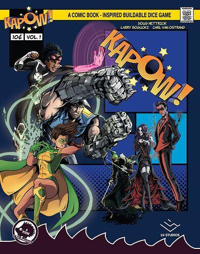 Kapow! - par White Wizard Games
