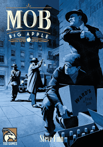 MOB Big Apple - par TGG Games & Steve Finn