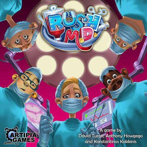 Rush M.D. par Artipia Games