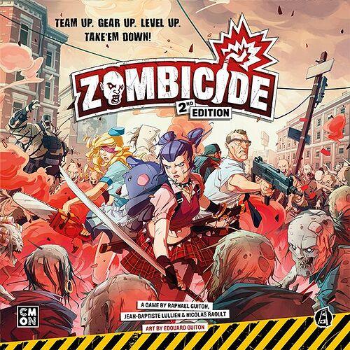 Zombicide 2nd Edition – par CMON