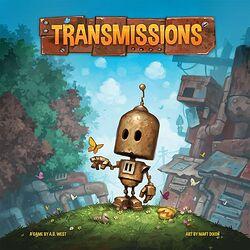 Transmissions  - par CrossCut Games
