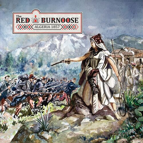 The Red Burnoose Algeria 1857 - par Hit Em With A Shoe