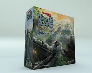 CastleScape par Praetorian Board Games