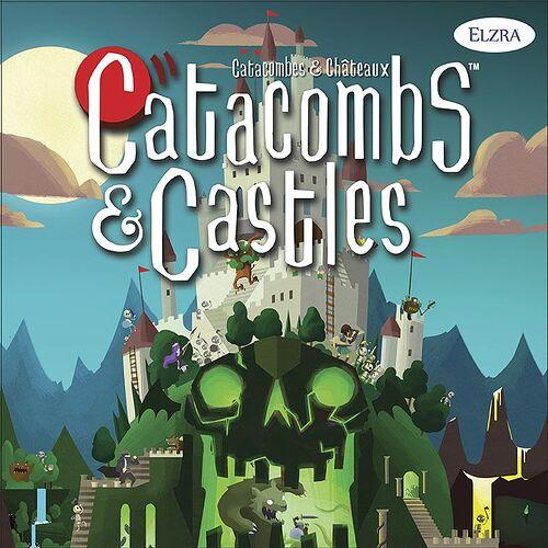 Catacombs and Castles - par Elzra Games