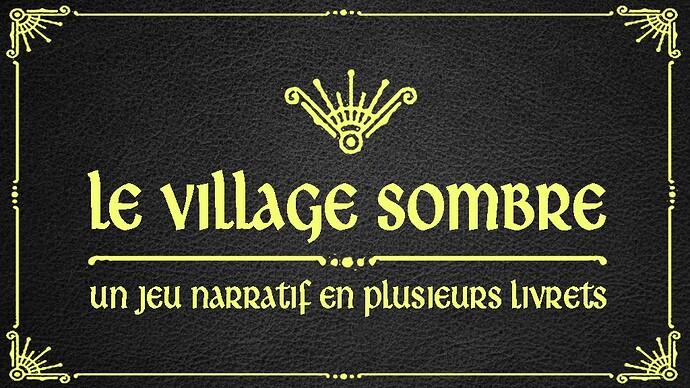 Sombre Village