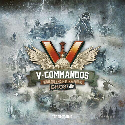 V-Commandos Deluxe - par Triton Noir