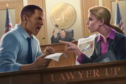 Jeu Lawyer Up par Rock Manor Games