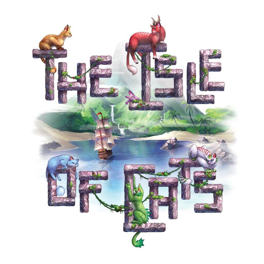 The Isle of Cats par The City of Games