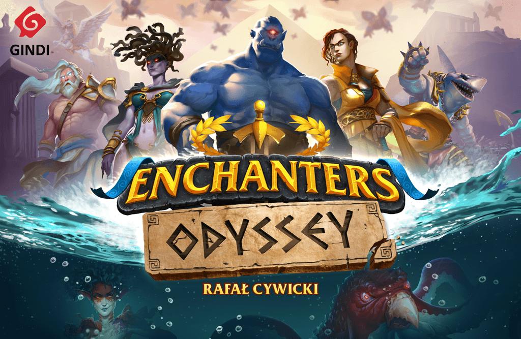 Enchanters Odyssey - par Gindie - Ludibooster