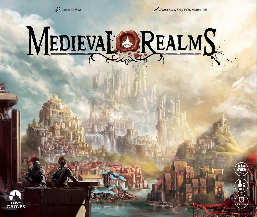 Medieval Realms - par Lost Games