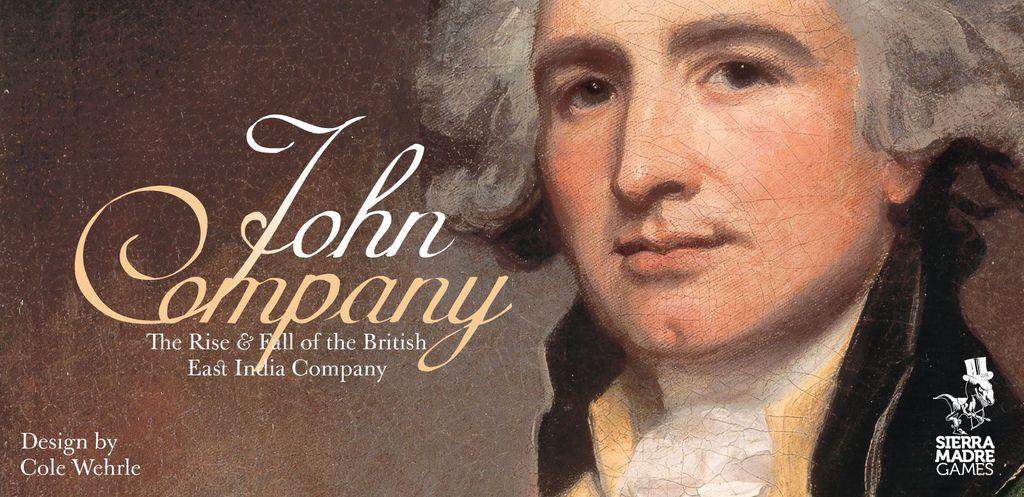 John Company - par Wehrlegig Games
