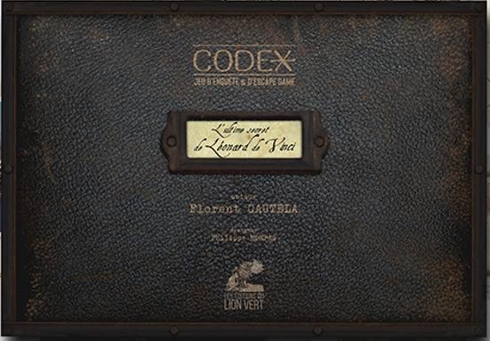 Couverture Codex