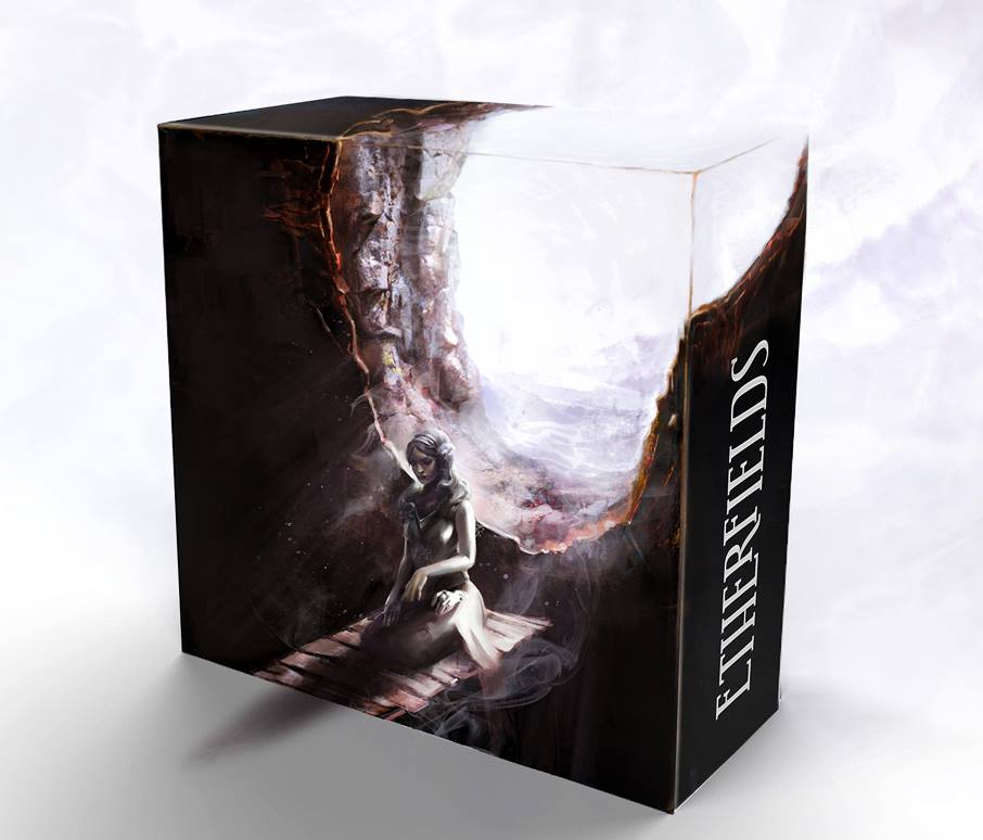Etherfields par Awaken Realms - Boîte