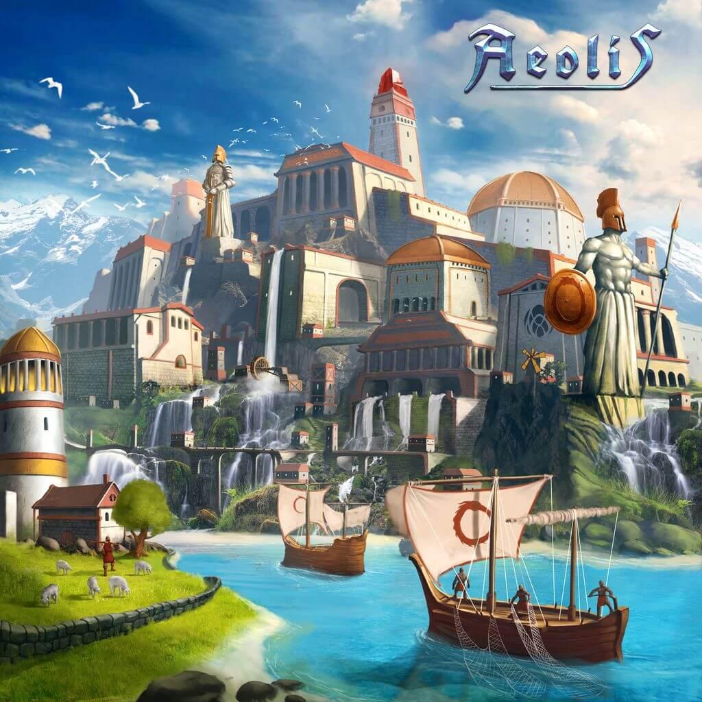 Aeolis par Dreamcraft Game