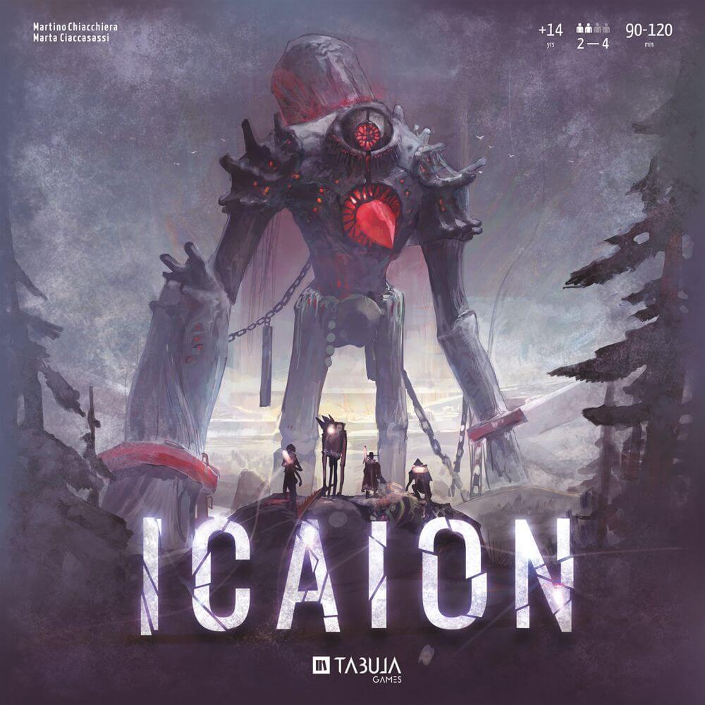 Icaion par Tabula Games