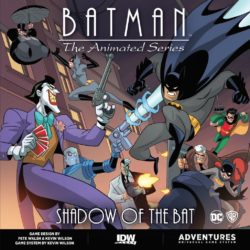 Jeu Batman, the Animated Series - par IDW