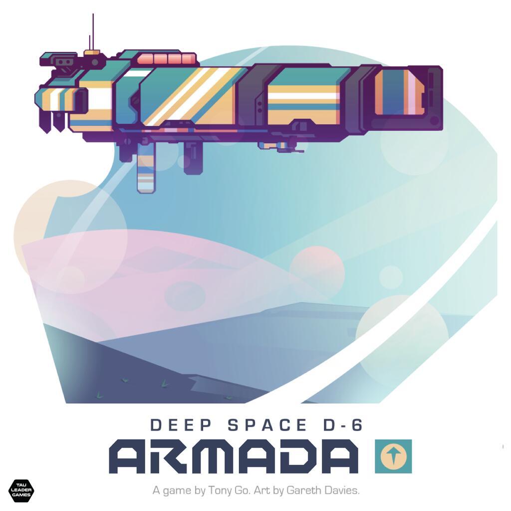 Deep Space D-6_Armada par Tau Leader Games