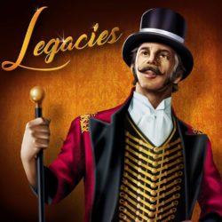 Jeu Legacies par Brookspun Games
