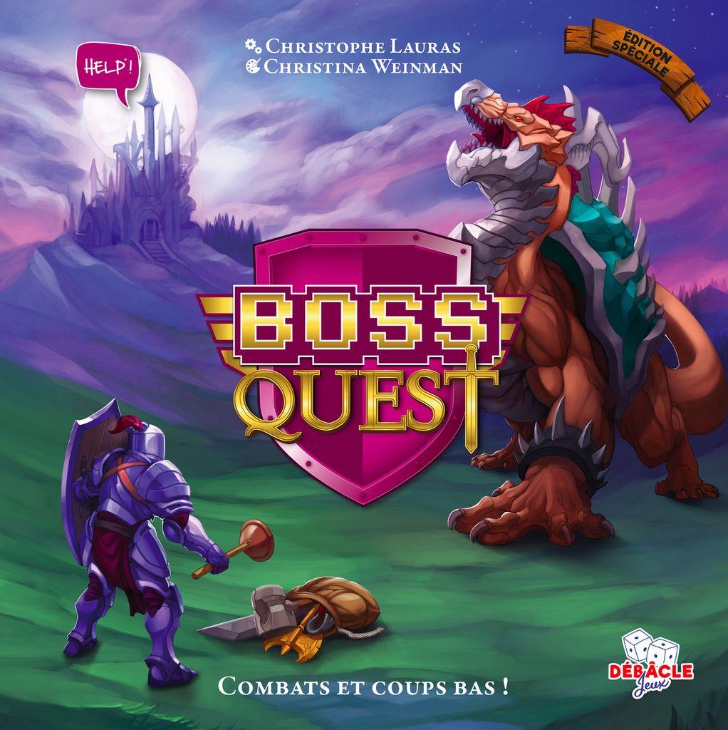 Boss Quest - par Débâcle jeux