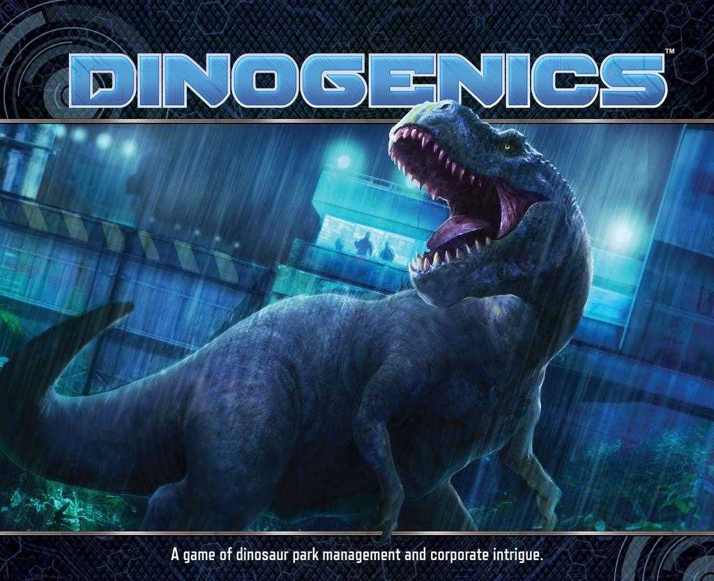DinoGenics par Ninth Haven