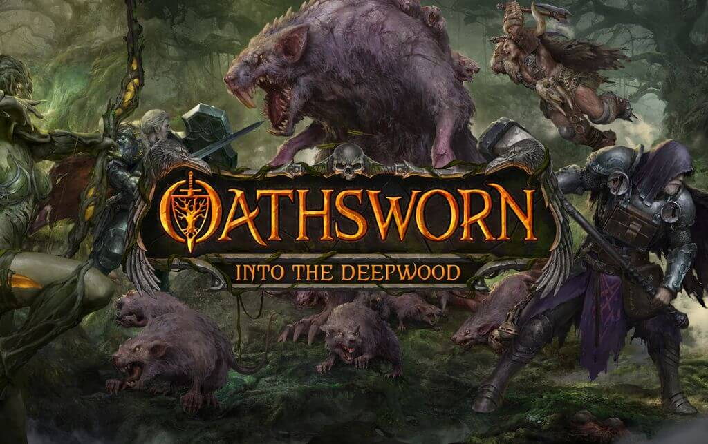 Oathsworn par Shadowborne Games
