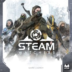 Jeu Steam Watchers par Mythic Games