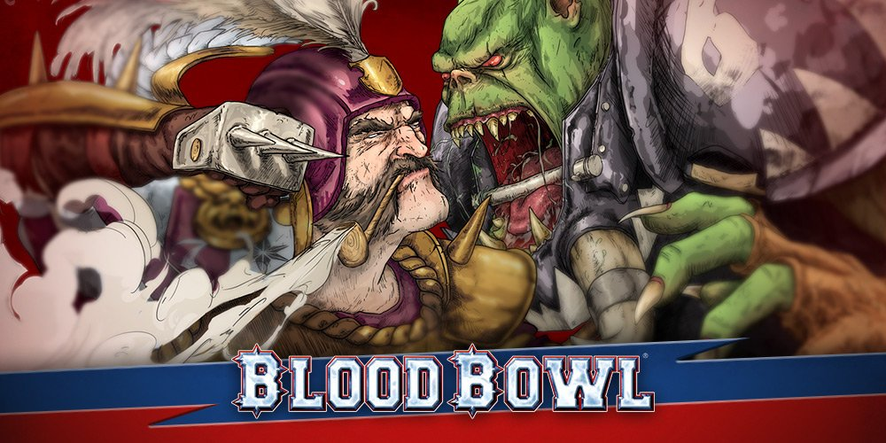 Blood Bowl 2020 - par Games Workshop