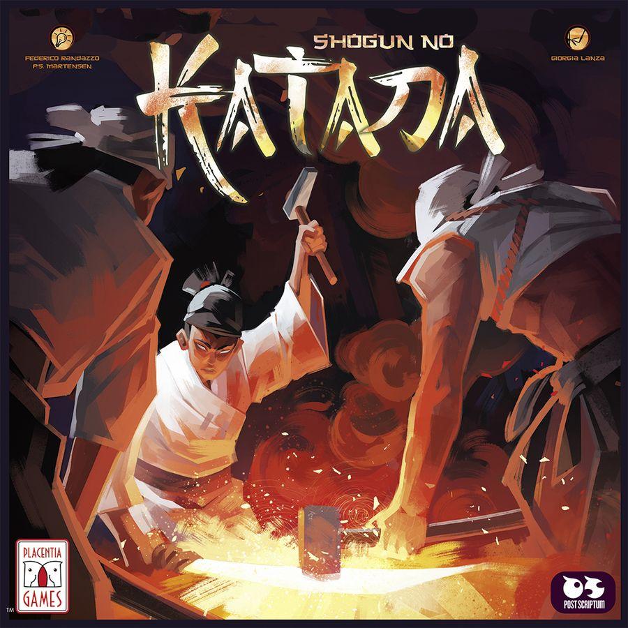 Shogun no Katana par Post Scriptum Games