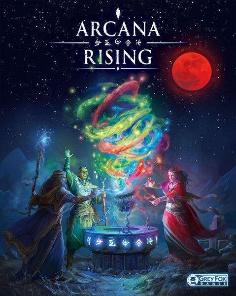 Arcana Rising - par Grey Fox Games