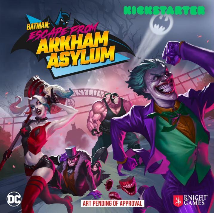 17705863-Batman-Escape-From-Arkham-Asylum-COVER-Knight-Models