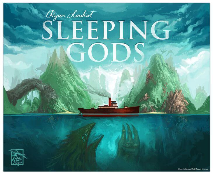 Sleeping Gods par Red Raven Games