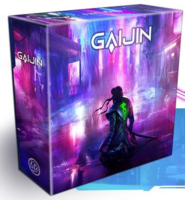 Gaijin by Awaken Realms Lite - gamefound.com