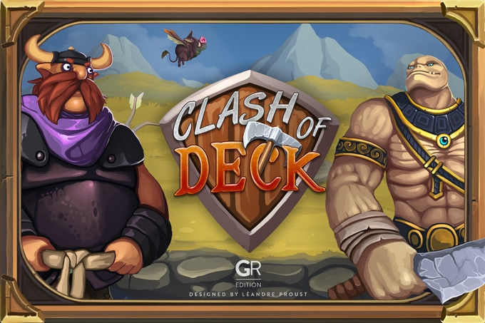 Clash of Deck by Grammes Edition — Kickstarter