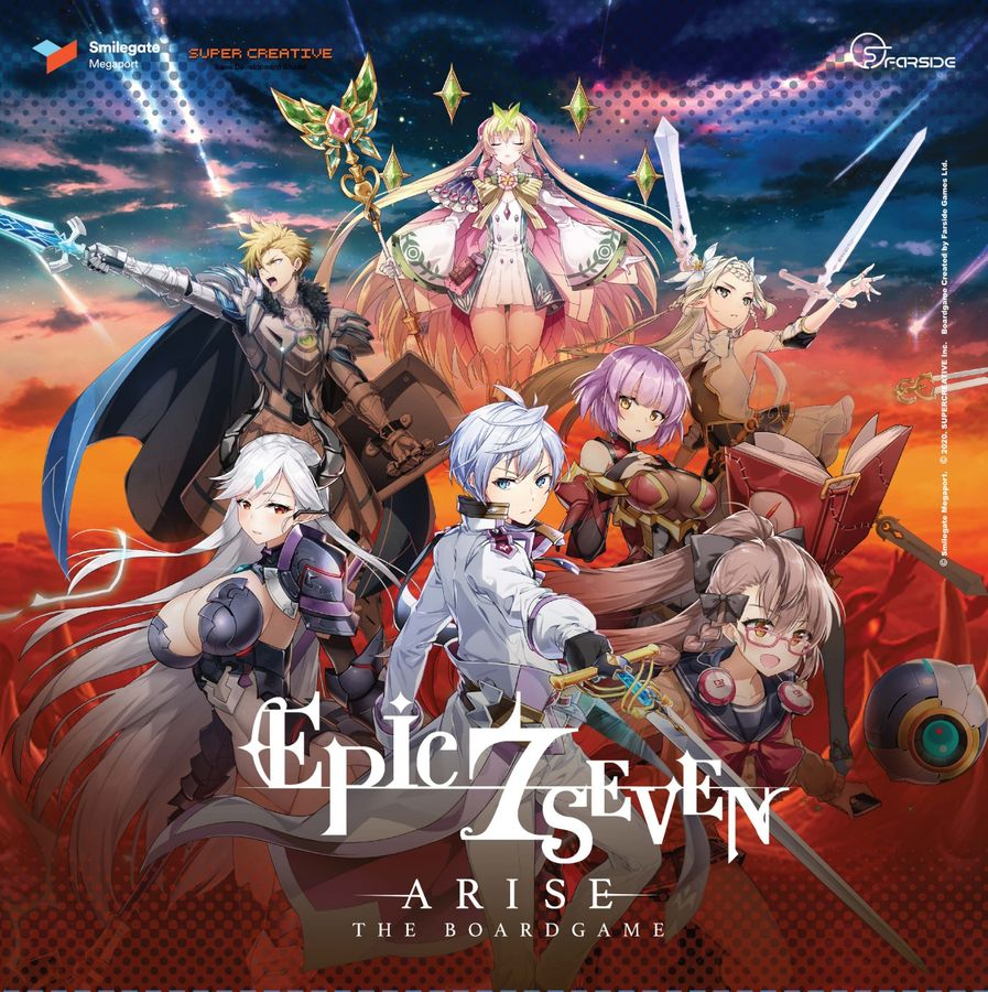 jeu Epic Seven Arise