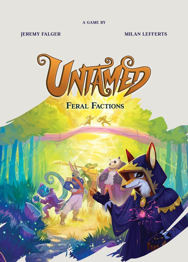 Untamed Feral Faction - par Grumpy Owl Games