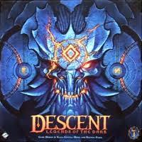Descent Legends of the Dark  Tesera