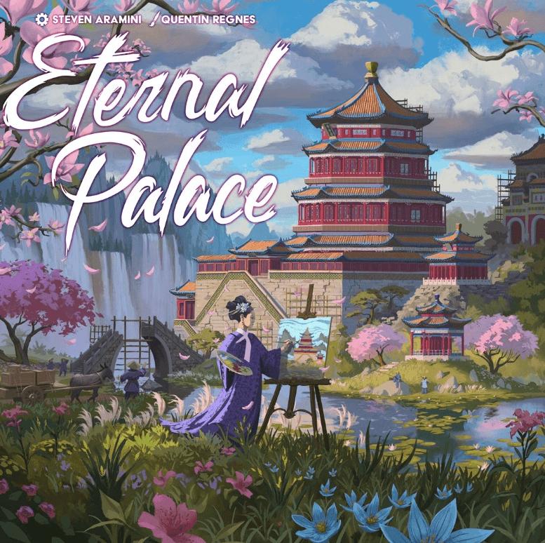 Eternal Palace - par Alley Cat Game