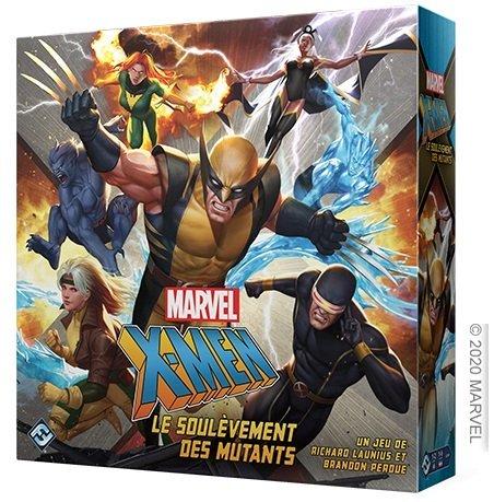 X-Men  Le Soulèvement des Mutants par FFG
