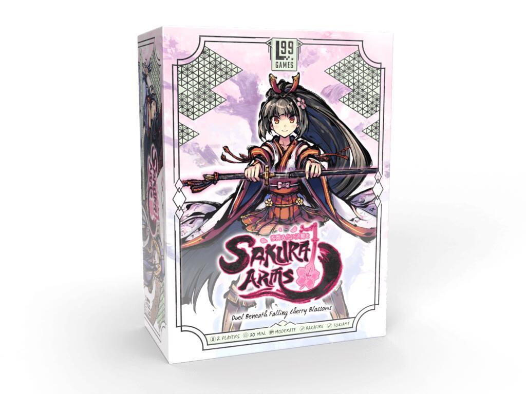 Sakura Arms - par Level 99