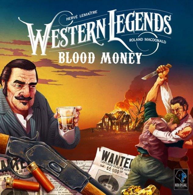 Western Legends Blood Money - par Kolossal Games