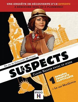 Suspects - par Studio H