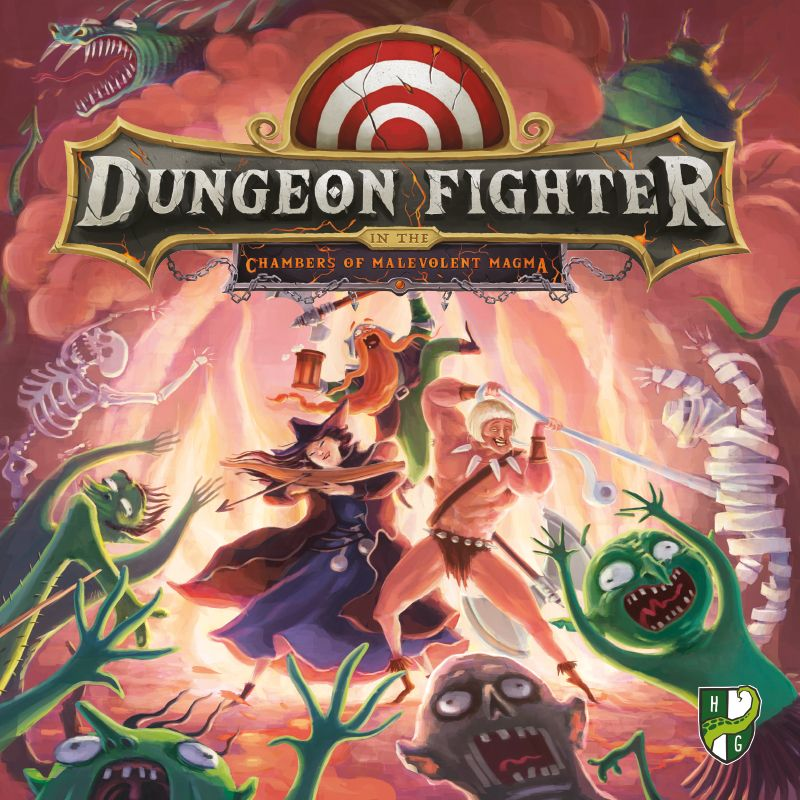 Dungeon Fighter (New edition) - par Horrible Guild