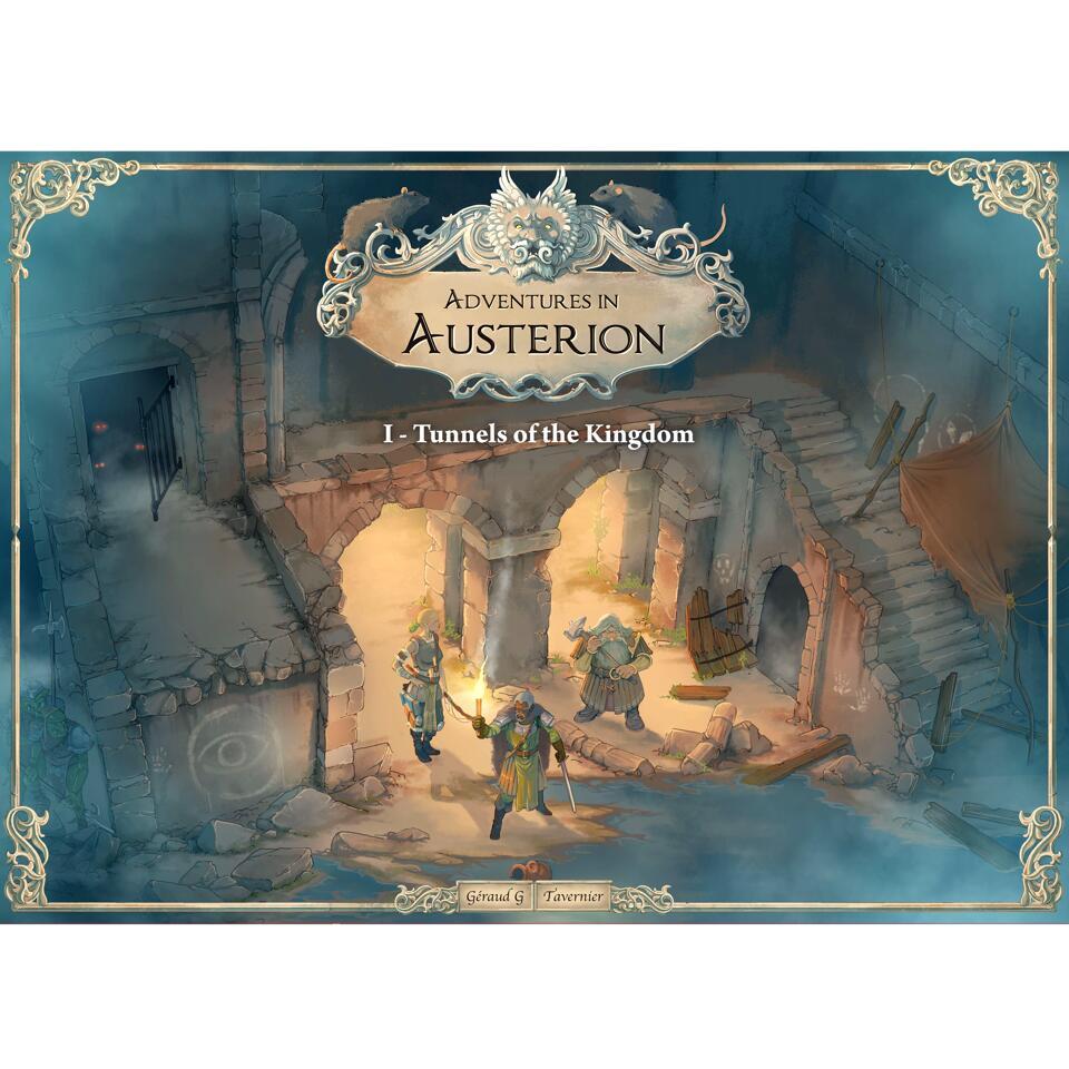 Adventures in Austerion - par De Architecturart