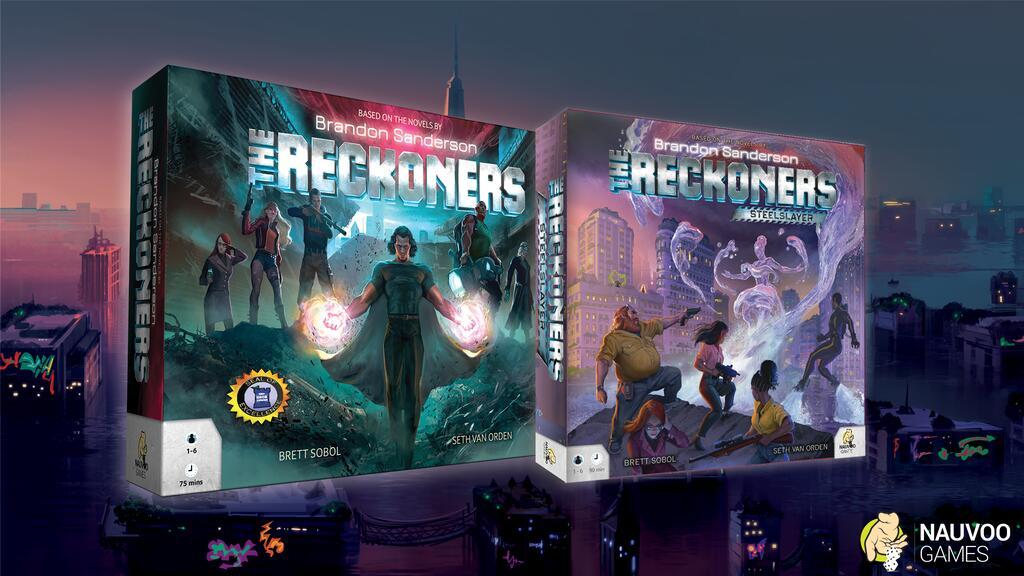 The Reckoners Steelslayer - par Nauvoo Games