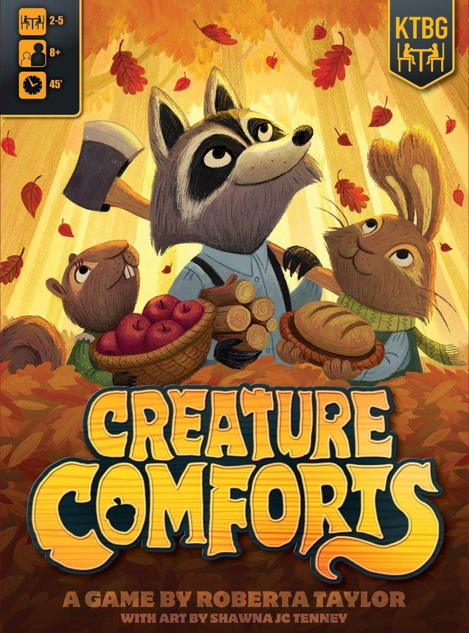 Creature Comforts par Kids Table BG