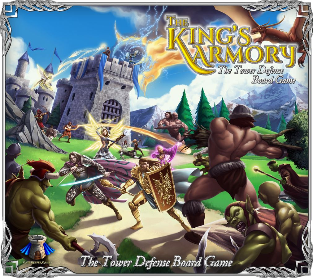King's Armory - par Gate Keeper Gaming