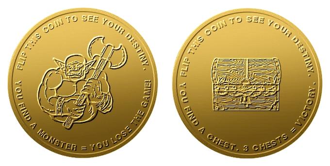 Dungeon Coin by Mister PNP — Kickstarter