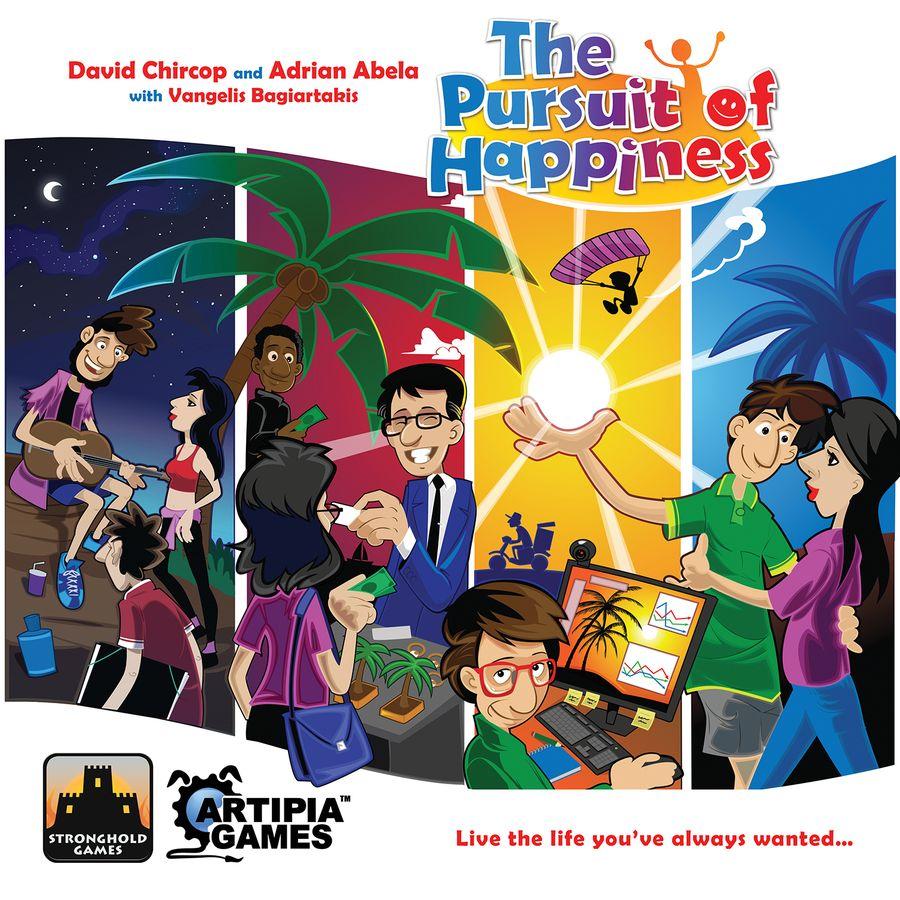 The Pursuit of Happiness - par Artipia Games